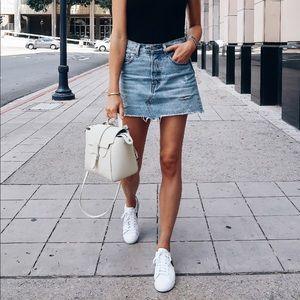 Levi's Denim Jean Skirt